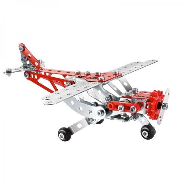 MECCANO Meccano – Set 3 Multimodele – Avioane