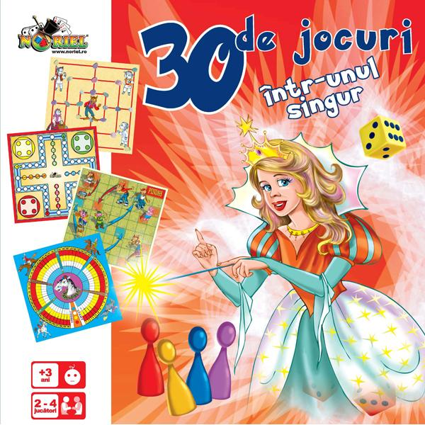 NORIEL JOCURI 30 de Jocuri intr-unul singur NORIEL