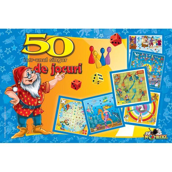NORIEL JOCURI Noriel – 50 de Jocuri intr-unul singur