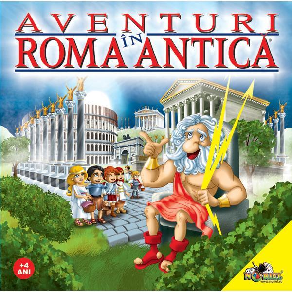 NORIEL JOCURI Noriel – Aventuri in Roma antica