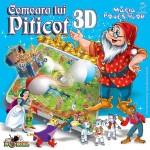 NORIEL JOCURI Joc NORIEL Comoara lui Piticot, 3D