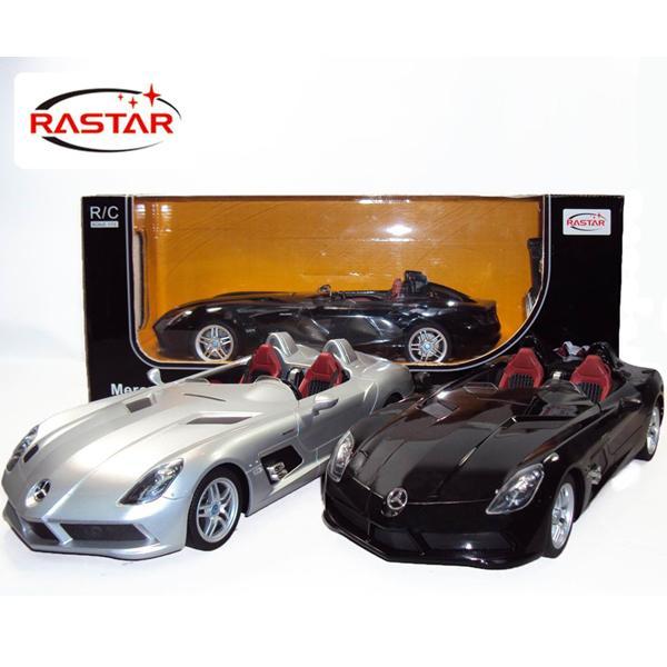 RASTAR Rastar 1:12 Mercedes Benz SLR (cu radiocomanda)