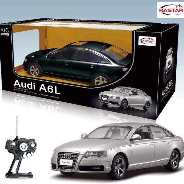 RASTAR Rastar 1:14 Audi A6L (cu radiocomanda)