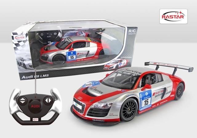 RASTAR Rastar – Masina RC Audi R8 1:14