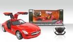 RASTAR Rastar 1:14 Mercedes Benz SLS AMG (cu radiocomanda)