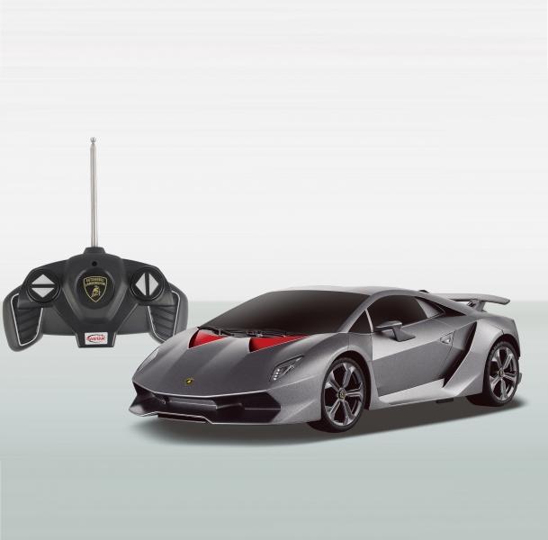 RASTAR Rastar 1:18 Lamborghini Sesto Elemento (cu radiocomanda)