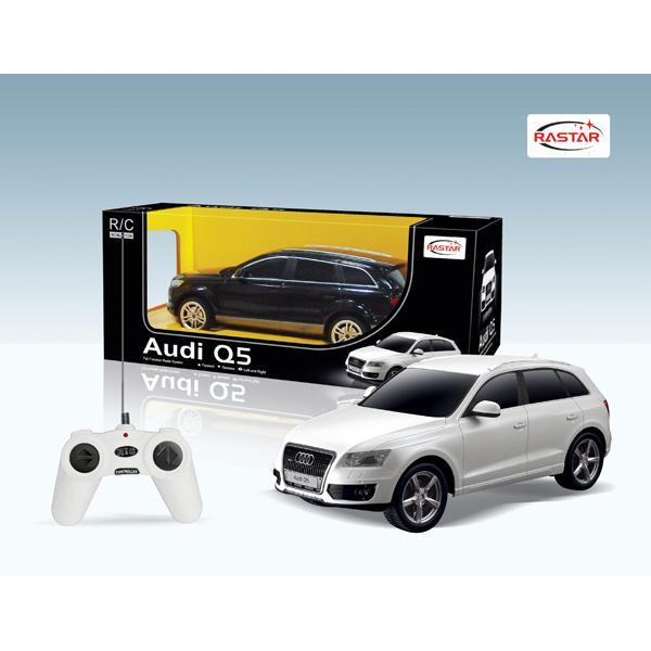 RASTAR Rastar 1:24 Audi Q5 (cu radiocomanda)