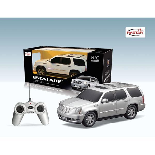 RASTAR Rastar 1:24 Cadillac Escalade (cu radiocomanda)