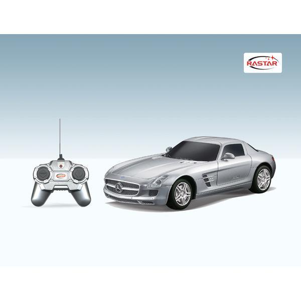 RASTAR Rastar 1:24 Mercedes SLS AMG (cu radiocomanda)