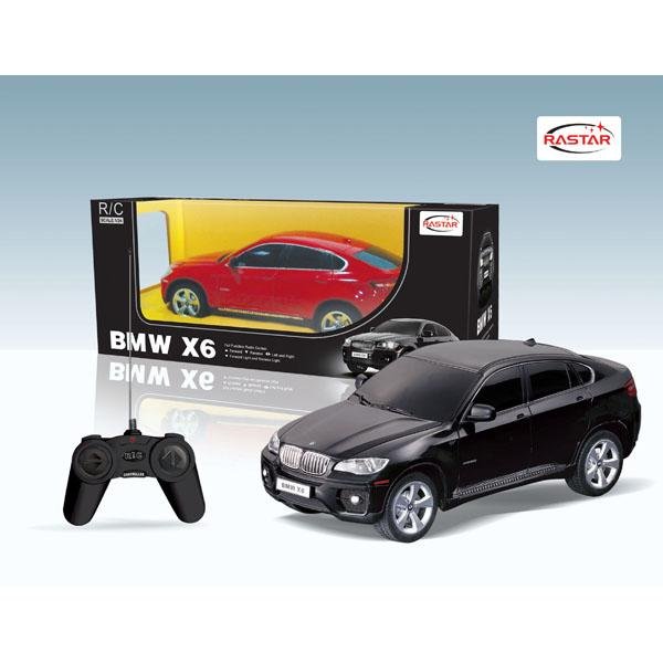 RASTAR Rastar 1:24 BMW X6 (cu radiocomanda)