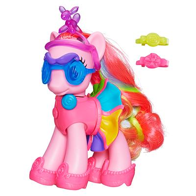 My Little Pony My Little Pony Rainbow Power Pinkie Pie cu Accesorii