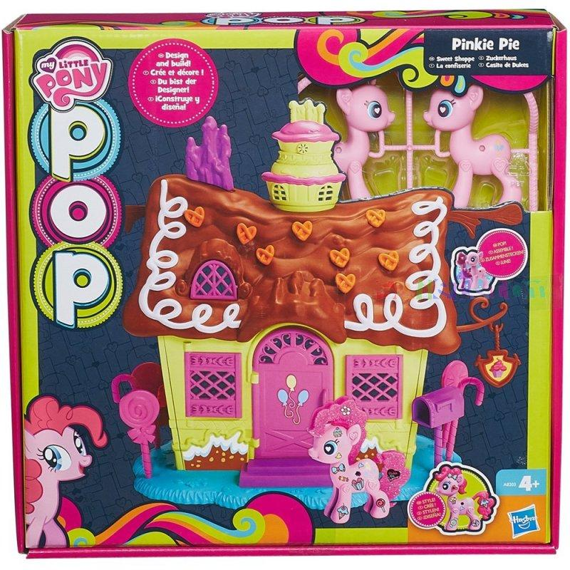 MY LITTLE PONY MLP Pop Playset -Mgazinul de dulciuri
