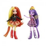 Hasbro Papusi Equestria Girls Sunset Shimmer si Twilight Sparkle Hasbro