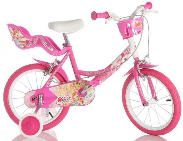 "Dino Bykes Dino Bikes – Bicicleta Winx 14"""
