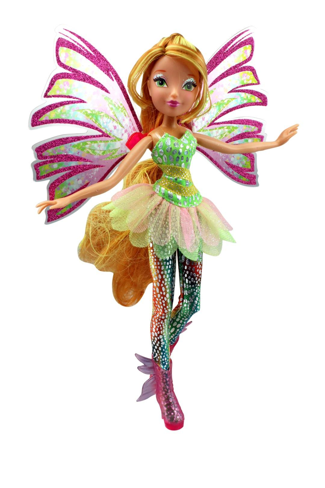 WINX Papusa Sirenix Double Wings