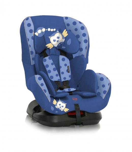 BERTONI Scaun auto copii Bertoni Concord Blue Baby Owl 0 – 18 kg