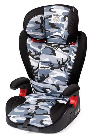PEG PEREGO Scaun auto copii Peg Perego Viaggio Surefix Camouflage