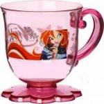 Pahare Party Ceasca ceai din plastic WINX