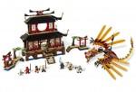 LEGO Fire Temple – din seria LEGO NINJAGO