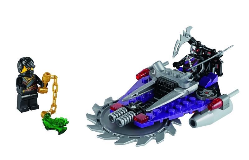 LEGO Lego NinjaGo – Nava Hover Hunter