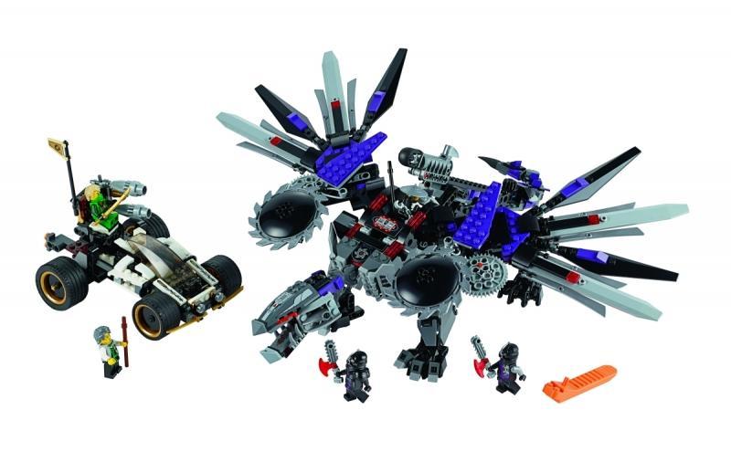 LEGO Lego NinjaGo – Nindroid MechDragon