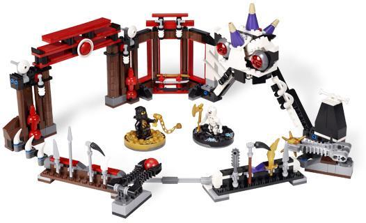 Lego Lego – Ninjago Arena de lupta