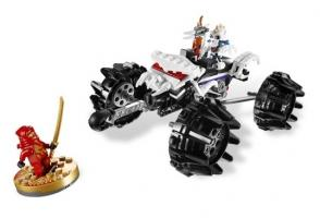 Lego Lego – Ninjago Nuckal's Atv
