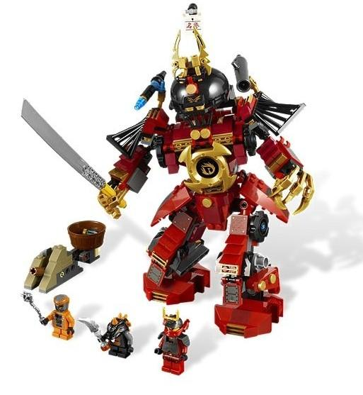 LEGO Samurai Mech (9448)