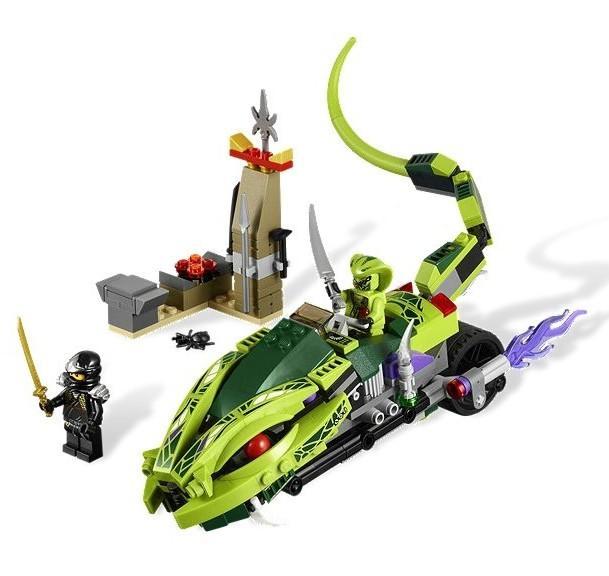 LEGO Motocicleta Bite a lui Lasha