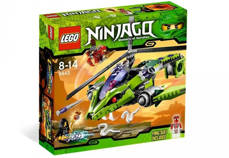 LEGO Rattlecopter (9443)