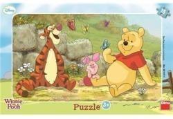 DINO TOYS Puzzle cu ursuletul Winnie (15 piese)