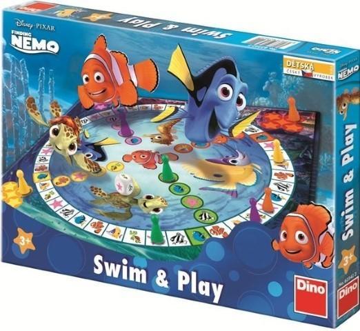 DINO TOYS Nu te supara frate cu Nemo!