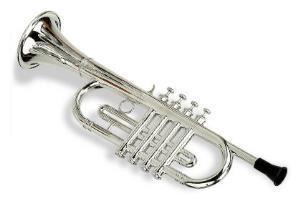 REIG MUSICALES Trompeta metalizata