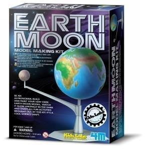 4M Kit sistem pamant-luna