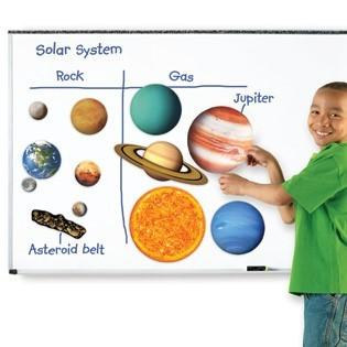 LEARNING RESOURCES Kit sistem solar magnetic