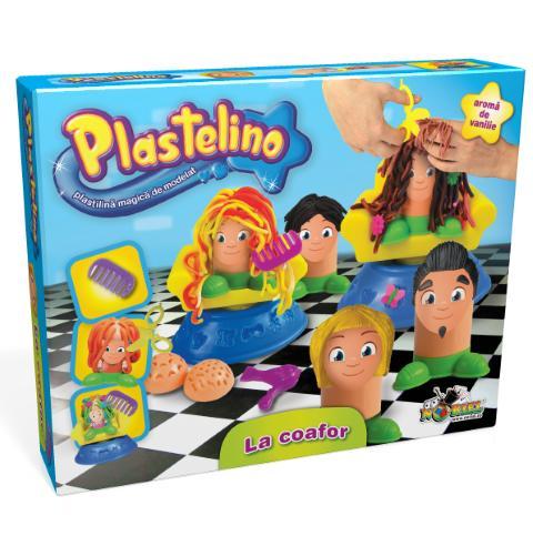 PLASTELINO Plastelino – La Coafor – Set de Plastilina