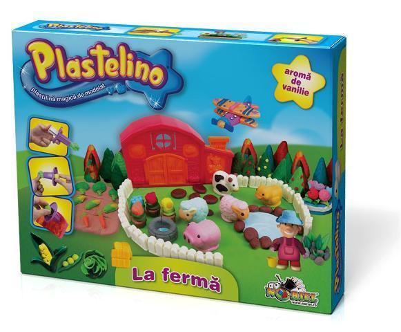 PLASTELINO Plastelino – La Ferma – Set de Plastilina
