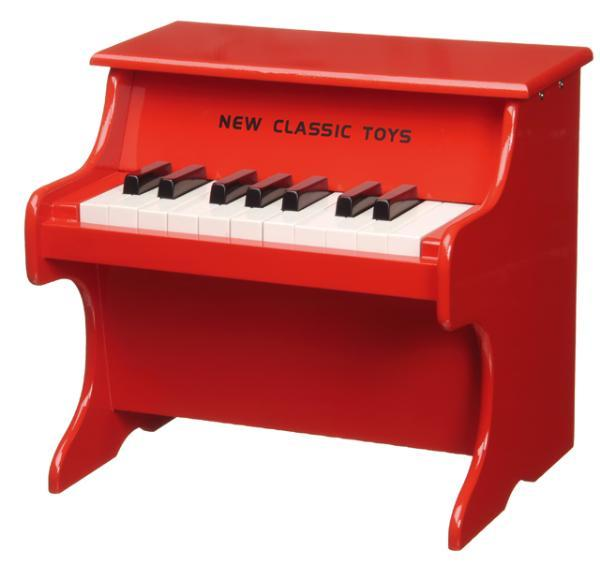 New Classic Toys  Pian New Classic Toys Rosu