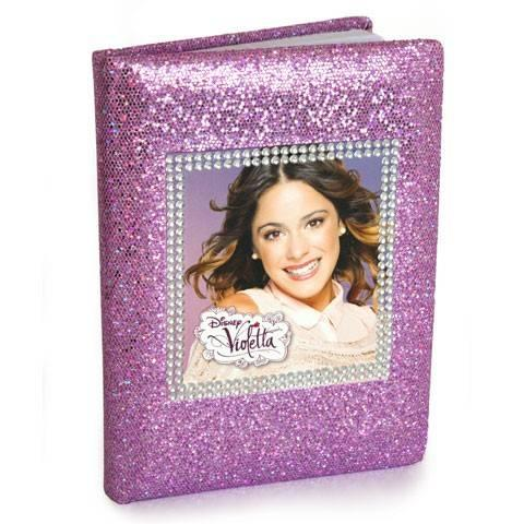 Violetta Jurnal Secret Disney Violetta Club Fan 3