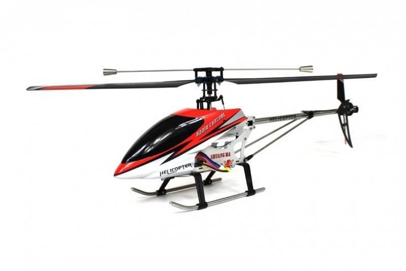 Syma Elicopter radiocomandat DH-9104 cu UN SINGUR ROTOR principal, 71cm