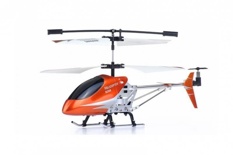 Double Horse Cel mai SCUMP Mini-Elicopter – cu Gyro, 3 Canale, Model 9098