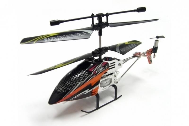Syma Cel mai MIC elicopter cu Gyro, doar 12 cm, Syma S110G