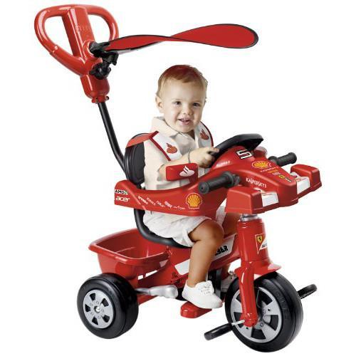 Feber Tricicleta Ferrari