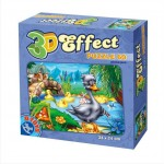 Dtoys PUZZLE 3D EFFECT BASME 60 pcs 1