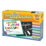 Dtoys TABLA MULTIFUNCTIONALA EDUCATIVA CU ALFABET