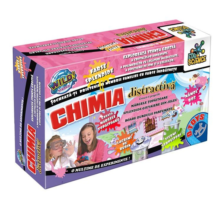CHIMIA DISTRACTIVA