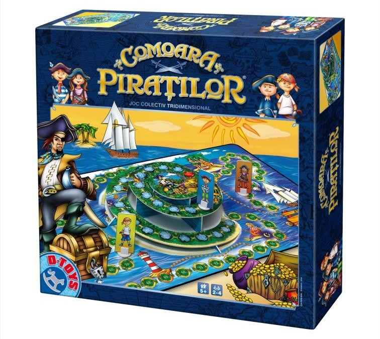Dtoys COMOARA PIRATILOR