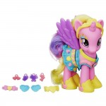 My Little Pony – Figurina ponei Princess Cutie Mark Magic Fashion Style
