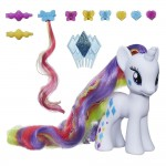 My Little Pony – Figurina Rarity Cutie Mark Magic Styling Strands Fashion