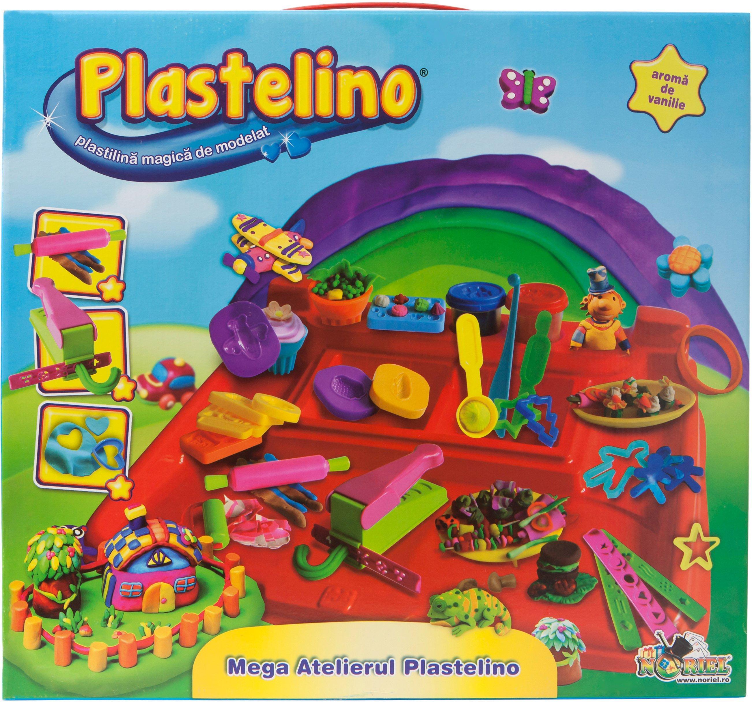 PLASTELINO Plastelino – Mega Atelierul Plastelino